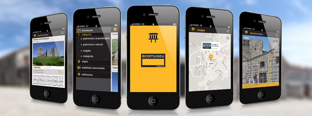 app ecomuseu barroso by infoportugal