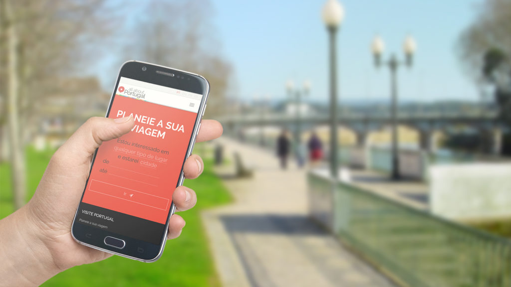 SIG em soluções de Turismo por InfoPortugal