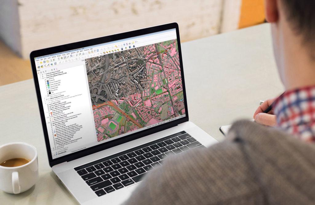 cartografia matosinhos por infoportugal