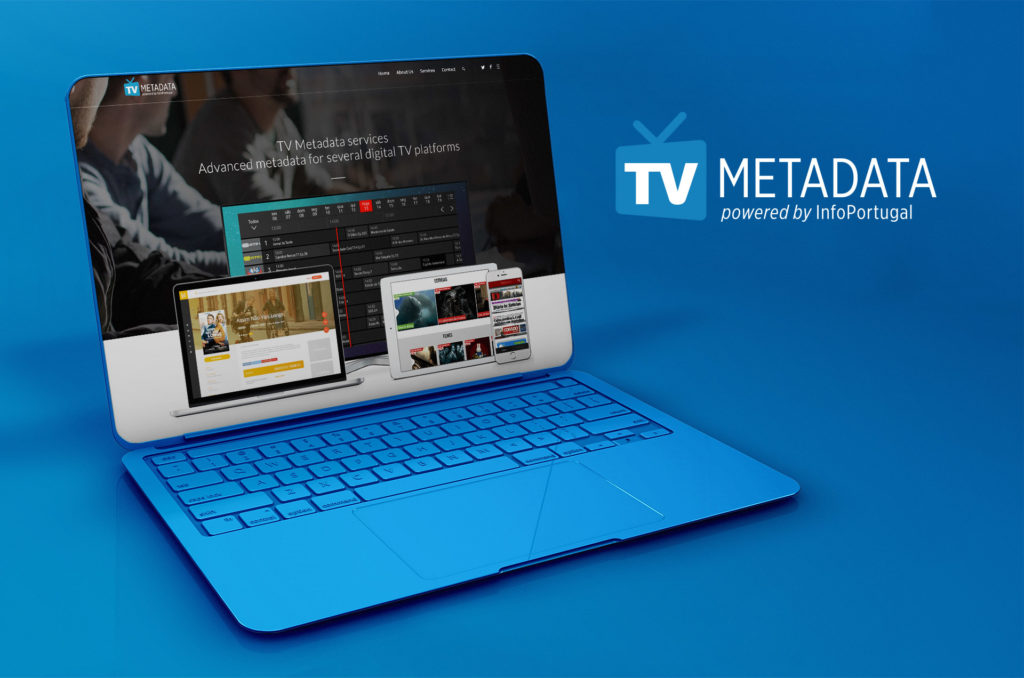 TV-metadata servies by InfoPortugal